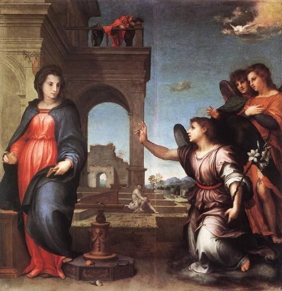The Annunciation WGA